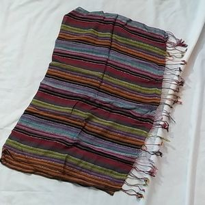 New imported scarf from Morocco